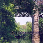 Bridge at Brandywine River Park