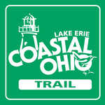 Lake Erie Coastal Ohio Trail Roadsign and Logo