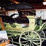 One of the Original Yellowstone Tour Stagecoaches