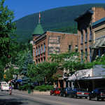 Historic Downtown Nelson, BC