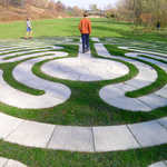 Labyrinth at LEAF
