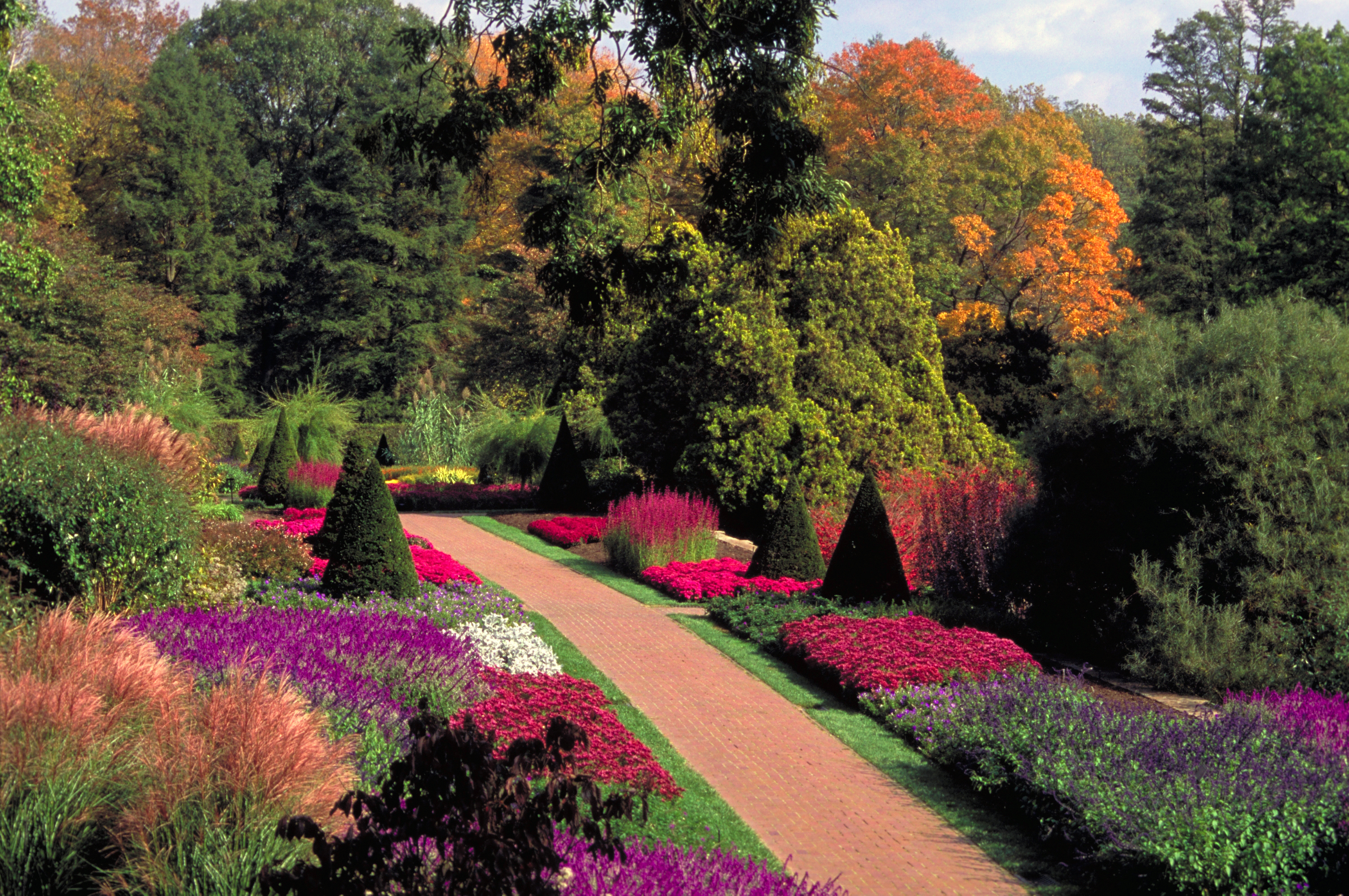Longwood Gardens Summer Concerts: Brandywine Valley Scenic Byway - Photos