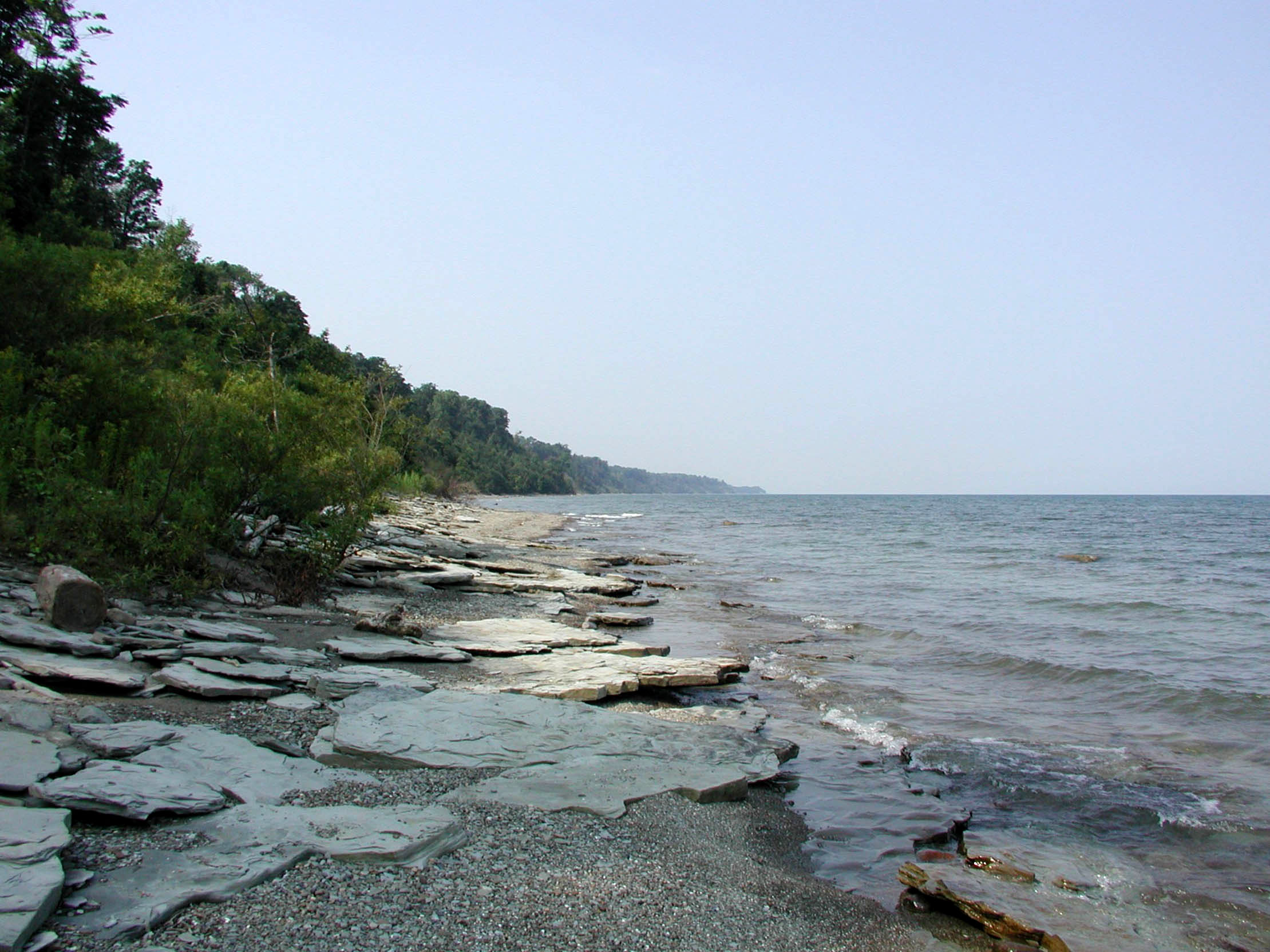 Great lakes seaway trail photos america 39 s byways for Landscaping rocks erie pa