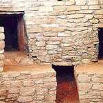 Inside the Kiva at the Mule Canyon Ruins