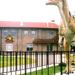 The Dinosaur Depot Museum in Cañon City