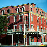 St. Cloud Hotel in Cañon City's National Historic District