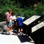 Swiftwater Recreation Area Interpretive Exhibits
