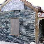 Rhyolite's Famous Bottle House