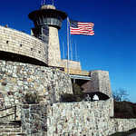 Brasstown Visitor Center and Observation Deck