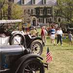 Hagley Car Show at the Hagley Museum