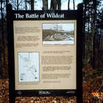 Camp Wildcat Civil War Site