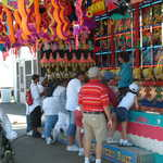 Booth on the Midway