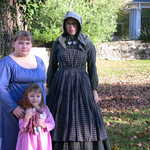 Female Participants of a Shepherdstown Living History Event