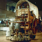 Chuck Wagon at a Museum