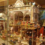 Miniature Toy Store at Tinkertown
