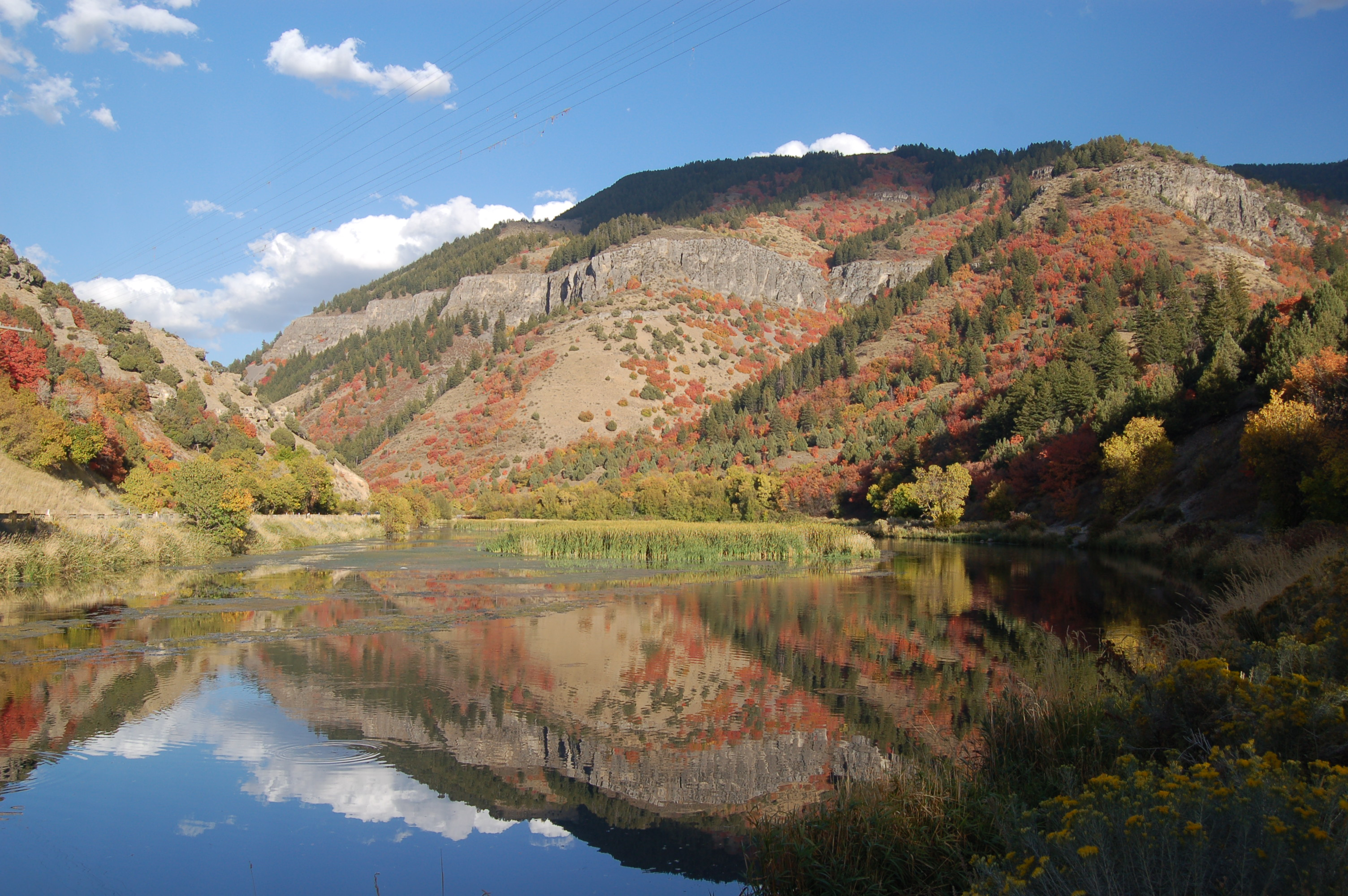 Logan Canyon Scenic Byway - Photos | America's Byways