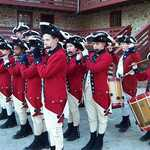 Fife and Drum at Old Barracks