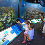 The Florida Keys Eco-Discovery Center in Key West, FL, on the Florida Keys Scenic Highway