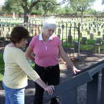 National Cemetery Interpretive Exhibits
