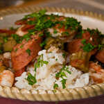 Shrimp and Smoked Sausage Gumbo