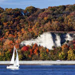 Autumn Colors in Alton, Illinois