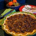Deliciously Sweet Pecan Pie