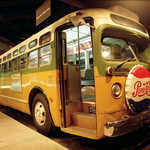 The Montgomery Bus Where Rosa Parks Sat