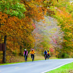 Biking the Natchez Trace