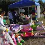 Yard Sale Shoppers on Florida's A1A
