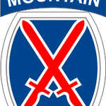 10th Mountain Division's Insignia
