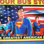 Superman Tour Stop