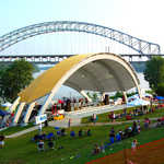 New Albany Riverfront Amphitheater