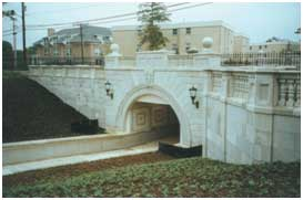 Photo of Pedestrian tunnel
