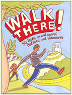 Cover Graphic of Walk There! publication.