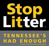 Campaign Sign: Stop It, Stop Litter