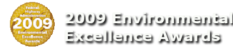 2009 Environmental Excellence Awards