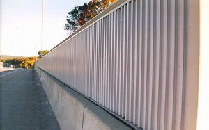 5. Noise Barrier Materals and Surface Treatments - Design - Design ...