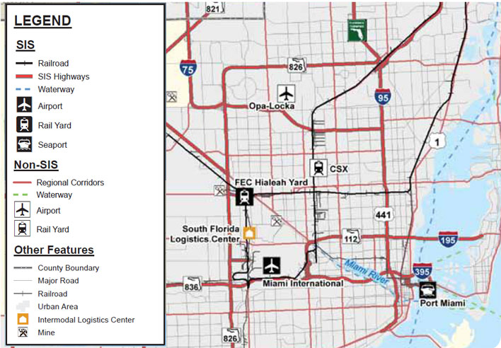 Miamiff Miami Freight Economy Roundtable Federal Highway