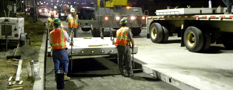 SHRP2 Solutions - Precast Concrete Pavement