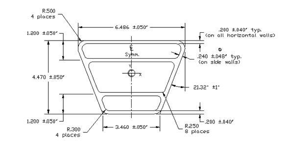 Composite Bridge Decking: Phase I Design Report | Federal