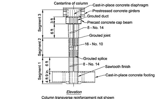 Precast Bent System For High Seismic Regions Final Report