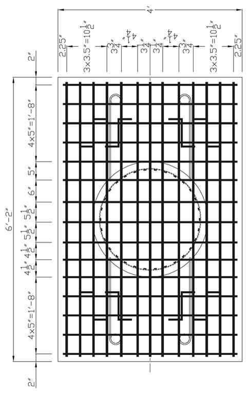 Precast Bent System For High Seismic Regions  Laboratory