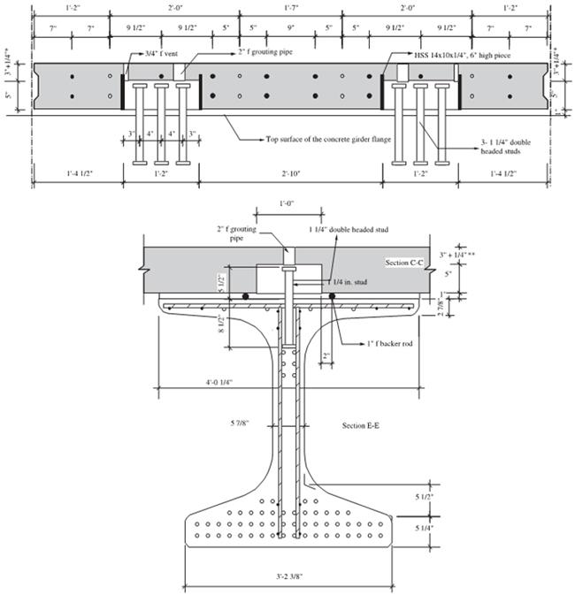design guide for precast uhpc waffle deck panel system box girder bridge diagram box girder bridge diagram