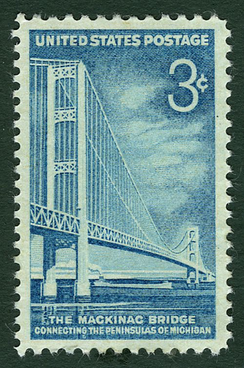 Highways And Bridges Commemorated On U S Postage Stamps