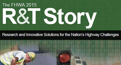 Cover of 2015 R&T Story publication