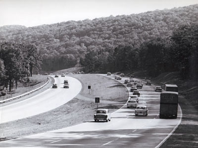 New York State Thruway (NY thruway authority photo)