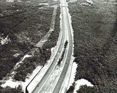 Rhode Island - East Greenwich, I-95
