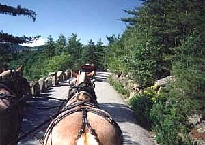 Maine S Carriage Roads Back In Time General Highway
