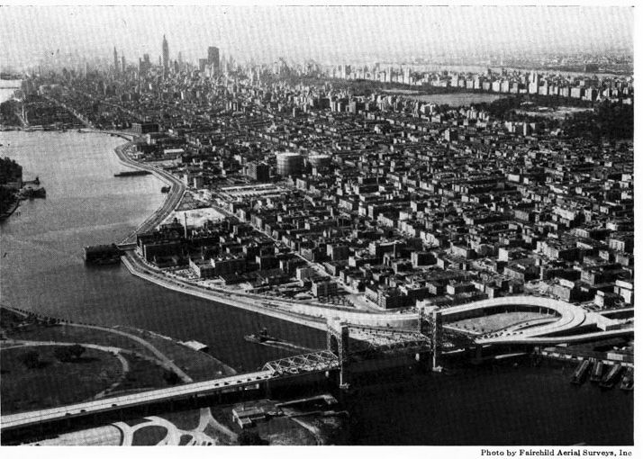 East River Drive in Manhattan - Designating the Urban Interstates