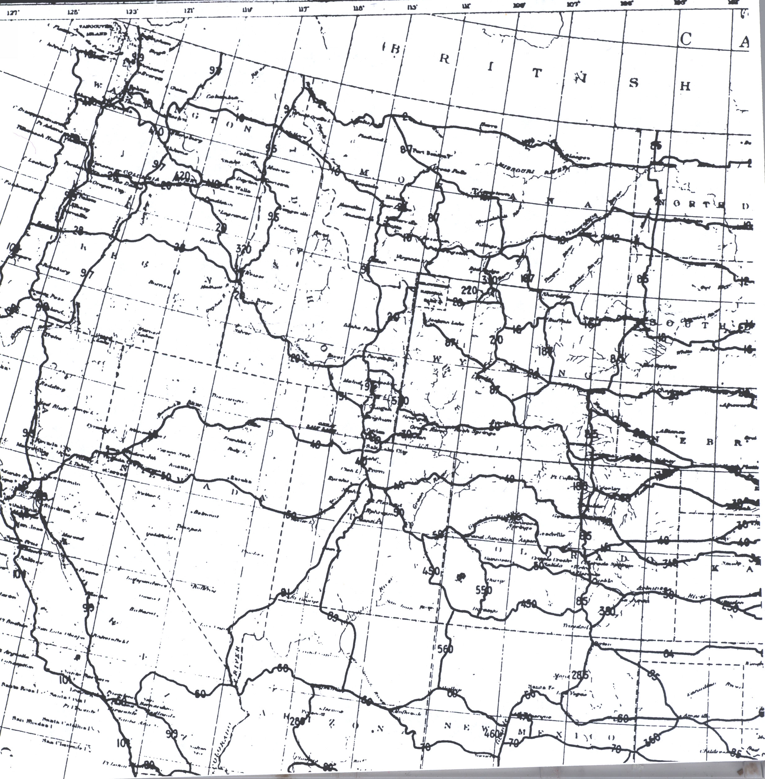 Outline Map likewise Cameroon Outline Map as well Midgetmap besides Texas State Maps besides Longmap. on usa map with states and highways